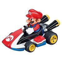 Carrera Nintendo Mario Kart 8 Mario 1:43 Electric Slot Car NEW IN STOCK