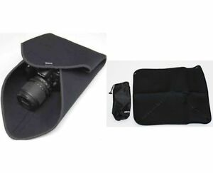 Nikon DSLR Body Lens Protection Wrap Case Skin Bag D500 D4S D810 D7200 NEW Kit