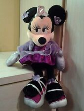"Authentic Disney WDW Minnie Mouse Designer Clothes Plush 20"" Stuffed animal NWOT"