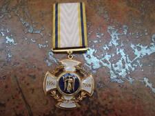 MEDAL ORDER POLICE UKRAINE - CENTRAL DEPARTAMENT 1938-2008 - ORIGINAL! RARE!