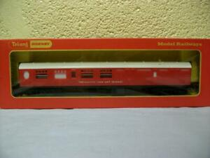 Breakdown Crew Coach By Tri-ang Hornby No R.740 '00' Gauge, Boxed, Excellent!