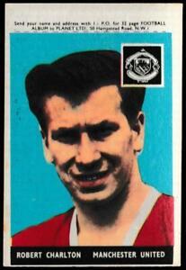 A&BC - 'Footballers (1958-59 S1.C)' #3 - Robert Charlton (Man Utd)
