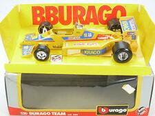 BURAGO BBURAGO 6109 MOLGORA TEAM FORMULA 1 Otter Pops kraco 1/24 OVP 1306-19-08