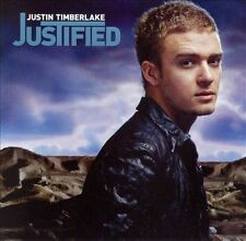 Justin Timberlake - Justified [CD New]