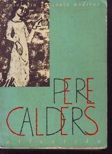 ANTOLOGIA DO CONTO MODERNO   PERE CALDERS  1961