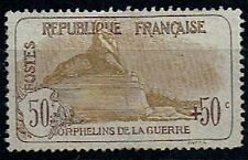 TIMBRE FRANCE  1917/18 n°153 NEUF** COTE 975€