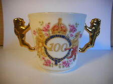Royal Albert Queen Mother 100th Birthday 1900 - 2000 Limited Edition Loving Cup