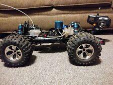 losi lst 1/8 nitro Mt/ JR RACING XS3 JR RS300 Rx Tx