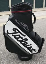 CLASSIC TITLEIST TOUR STAFF Fitting Works GOLF BAG