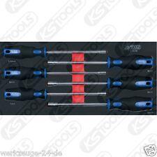 KS Tools SCS supporto-VITI RICAMBIO girevole 6-tlg 1/3 sistema deposito 713.3006