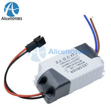 3X1W AC 85V-265V to DC 12V LED Electronic Transformer Smart Power Supply Driver
