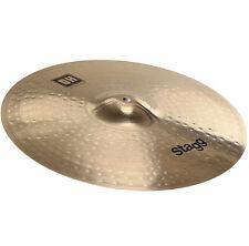 "Stagg DH-CR16B Dh Series Brilliant Rock Crash 16 "" Cymbals"