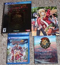 Legend Of Heroes Trails Of Cold Steel Lionheart (Sony PS Vita) Complete in Box