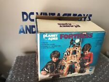 RARE 1967 MEGO PLANET OF THE APES FORTRESS BRAND NEW IN OPEN BOX