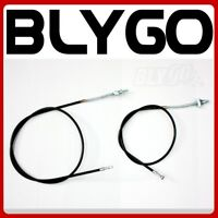 Front+ Rear Back Drum Brake Cable Line YAMAHA PEEWEE PW50 PY50 PIT PRO DIRT BIKE