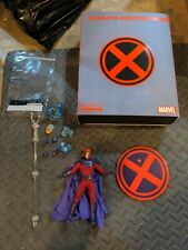 Mezco One:12 Marvel MAGNETO! COMPLETE WITH PACKAGING!