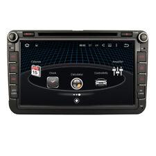 "8"" Android 5.1 Autoradio GPS Navi DVD CD OBD BT DAB 3G FÜR VW Golf Polo Passat"
