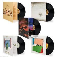 GENESIS - 180 GRAM AUDIOPHILE VINYL - 5 LP BUNDLE