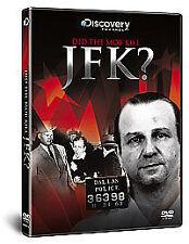 JFK Conspiracies - Did The Mob Kill JFK? (DVD, 2011)