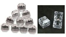 Wholesale 15X Plastic/ Acrylic Cubic Earrings Display Organizer Jewelry Boxes