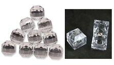 10X Clear Ear Stud Studs Hook Earrings Display Show Case Box Slightly Used