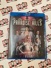 Paradise Hills (Blu-ray Disc, 2020) LIKE NEW!