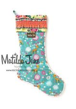New girls tween Matilda Jane Once Upon A Time Baby Doe Stocking NWT