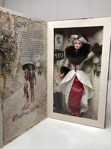 Hallmark Collectible Holiday Memories 1995 Barbie Doll