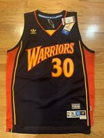 Steph Curry Rookie Year Jersey Adidas Swingman size XL RARE 100% REAL NWT RARE