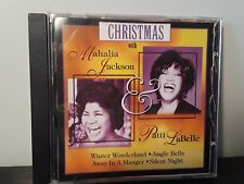 Christmas with Mahalia Jackson and Patti LaBelle (CD, 1999, KRB)