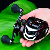 1x Baitcasting Fishing Reel 18+1 BB Lightweight Wheel 10kg Max Drag Casting Reel