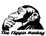 The flippin monkey
