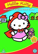 Hello Kitty - Tells Fairy Tales (DVD, 2012)  Brand new and sealed
