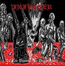 "INFESTER - To the Depths, In Degradation + ""Darkness Unveiled / Double CD"