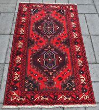 PERSIAN HAND KNOTTED BALUCHI RUG TRIBAL CARPET (147 X 87 CM) AFGHANI NOMADIC RUG