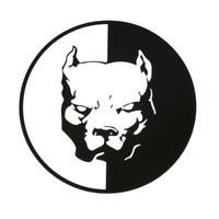 Bulldogge Boxer Hund Aufkleber Hundekopf Kopf englische Sticker Auto Motorrad