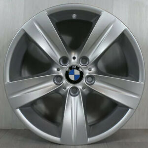 "REFURBISHED 18"" BMW 3-series E90 E91 E92 E93 Style 189 FRONT wheel P/N: 6768858"