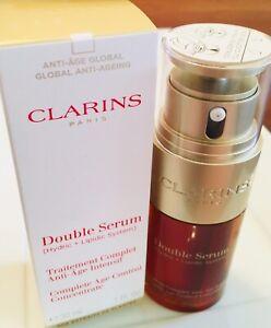 CLARINS Double Serum 30ml/1oz BRAND NEW & FRESH
