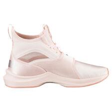 basket puma trinomic femme rose