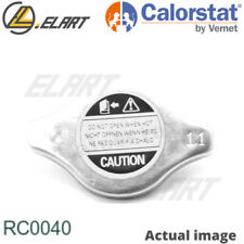 Sealing Cap,radiator for SUZUKI,TOYOTA,ASTON MARTIN CALORSTAT by Vernet RC0040