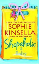 Shopaholic and Baby Sophie Kinsella Hardcover book