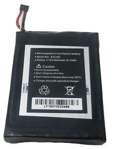 Ring Doorbell B15169 Battery Replacement 1st Gen -  3.75V 5000mah CELLS W/ BMS