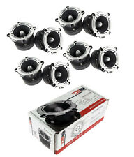 "8x 1"" Super Tweeter High Compression DS18 1"" VCL BULLET 2800W"