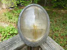 1931 1932 1933 Studebaker Headlight with mounting bolt & Oval Tiltray Glass Lens