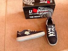 U Power Trophy S1P SRC Safety Shoes - Size 10 - Blue & Grey