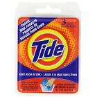 Tide Liquid Detergent Travel Sink Packets 3 ea