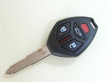 New key remote 4 buttons for Mitsubishi 380 key keyless fob KMG