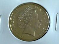 2002 AUSTRALIAN 20 CENT  UNC=EX.MINT  SET