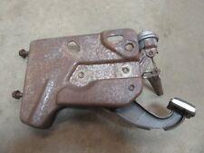 1972 Cadillac Eldorado interior parking brake pedal assembly mount hot rod