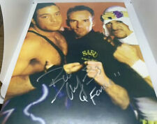 BILL ALFONSO ECW SIGNED AUTOGRAPH 8X10